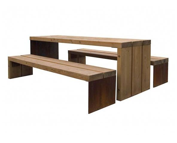 VM311 Picnic Table Gavarres