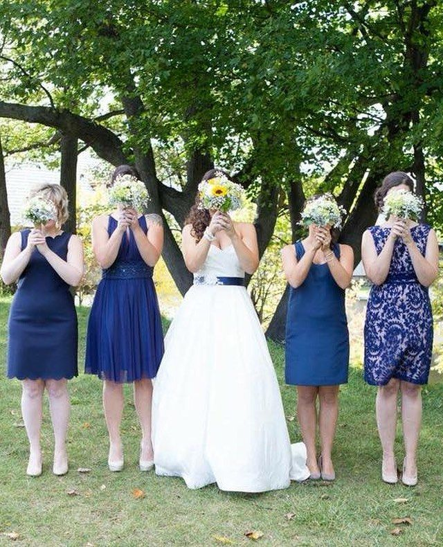 efcaca0011c Bridesmaid dress shopping can be a daunting task so we are sharing tips for  choosing the perfect bridal party dre…