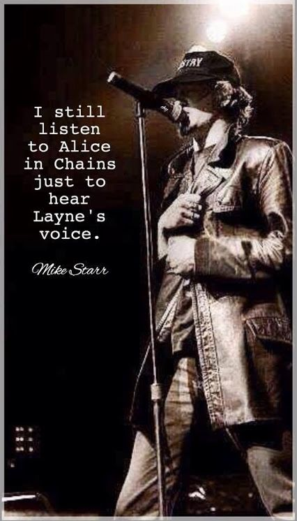 Layne Staley lives forever..... - Community - Google+