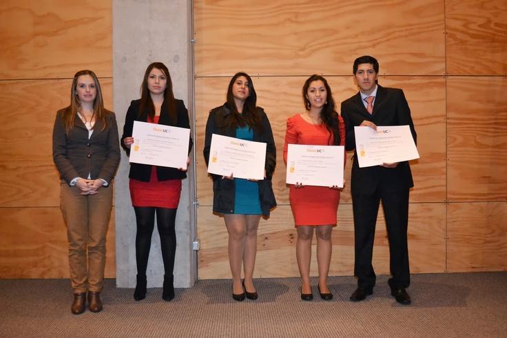 Titulación realizada el 28de Mayo del año 2013 #TitulacionesDuocUC2013
