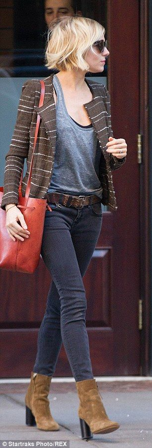 Sienna Miller says being mum is toughest role yet after tough birth #dailymail