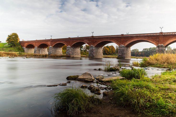 Bridge over Venta by Inese Stoner on 500px