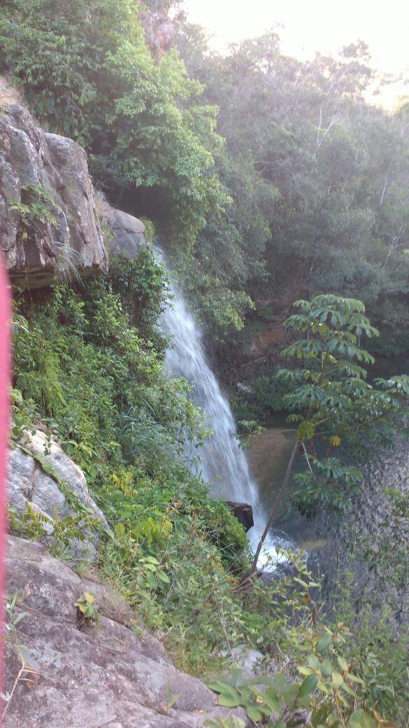Fazenda de 484 hectares em baliza Goiás,  10% formada o resto está fácil de formar, processo de licença para desmatar já está quase saindo, muito fácil de formar...  Terra muito boa Tem 3 represas, 1 córrego na divisa, e cachoeira ela é um pouco ondulada!  Contato (62) 99245-6963 whatsapp