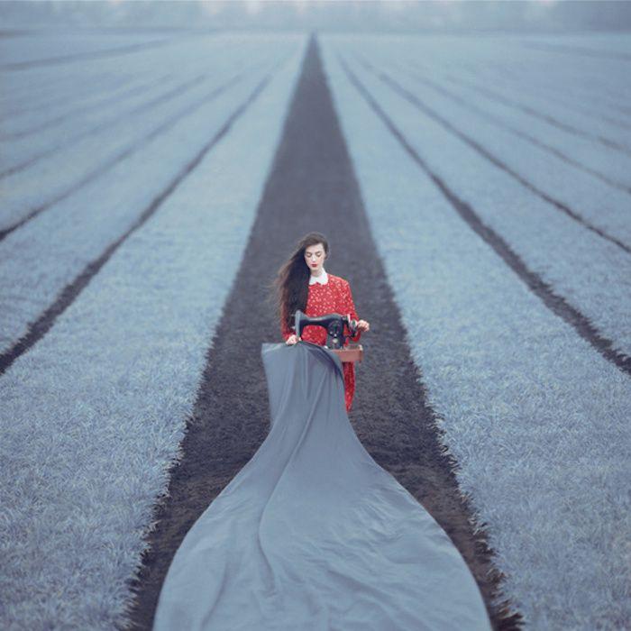 Oleg Oprisco fotografia09: l'incanto creato con foto reali