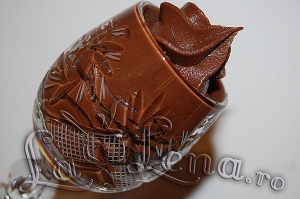 Crema de ciocolata(Ganache)