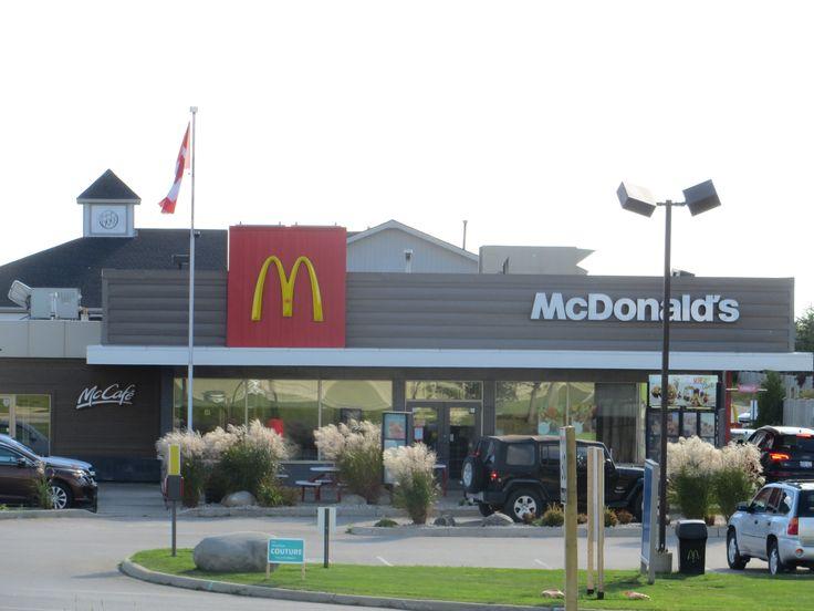 McDonalds, 792 Broadway St., Kincardine, ON