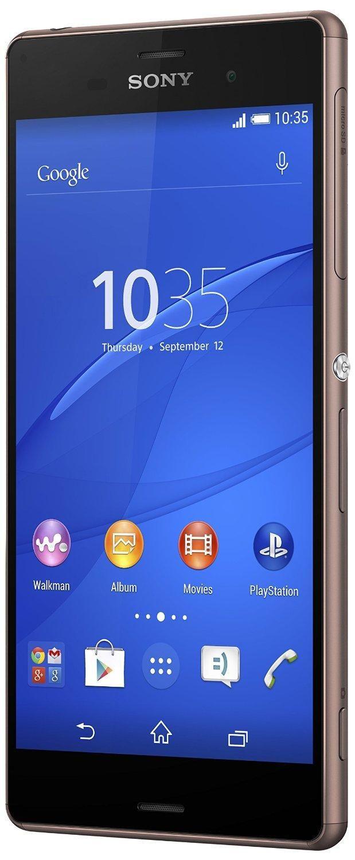 PRICE DROP Sony Xperia Z3 Pre-order UK SIM-Free Smartphone Copper £430.68