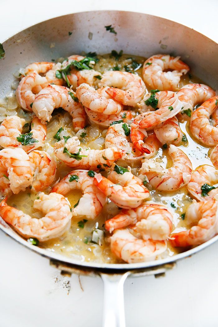 Tequila Lime Shrimp - Lexi's Clean Kitchen