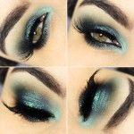 Tutorial – maquiagem de sereia e cabelo lilás                                                                                                                                                                                 Mais