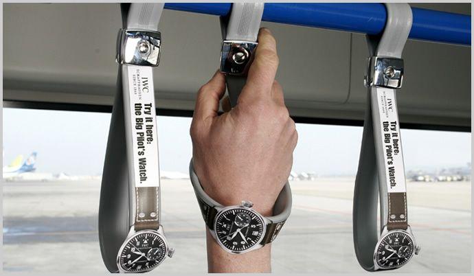 時計の広告|凄すぎて脱帽する!世界の斬新なアイデア広告12選