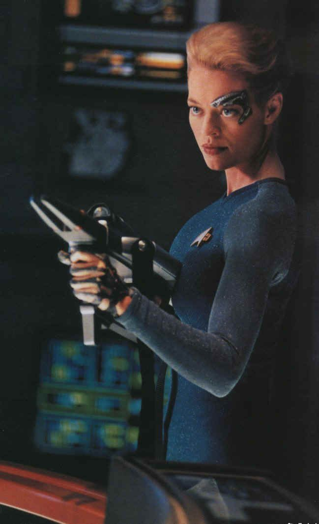 Seven of Nine - Star Trek: Voyager