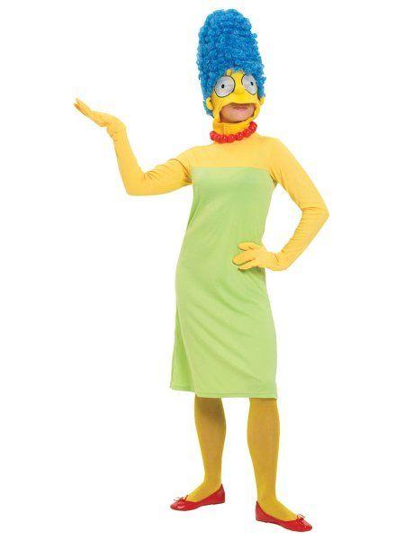 """https://11ter11ter.de/59034841.html Kostüm """"Marge Simpson"""" für Frauen #Karneval #Fasching #Mottoparty #11ter11ter #Outfit #Kostüm #Partnerkostüm #Twins #Simpsons"""