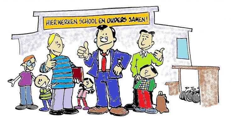 Ouders en school als partners - OUDERS & COO