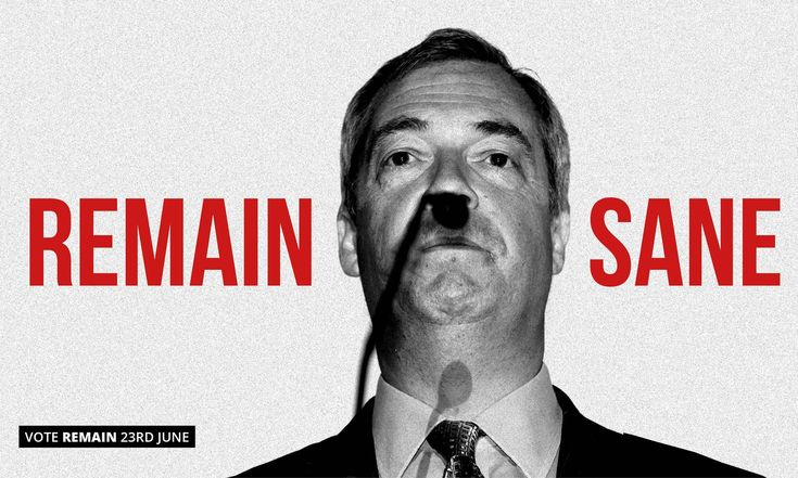 """Ad Agencies Reveal Rejected """"Remain"""" Campaign Posters · HUH."""