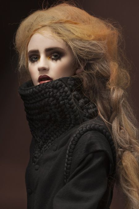 knit neck