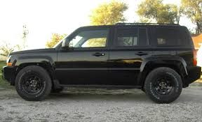"Image result for 15"" wheels to fit jeep patriot"