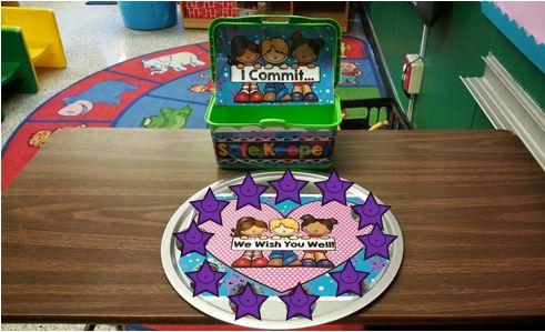 Mrs. Limar's Stars!: Conscious Discipline Classroom Decor
