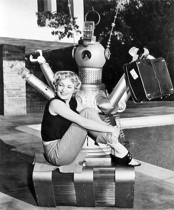 GOG robot & Constance Dowling