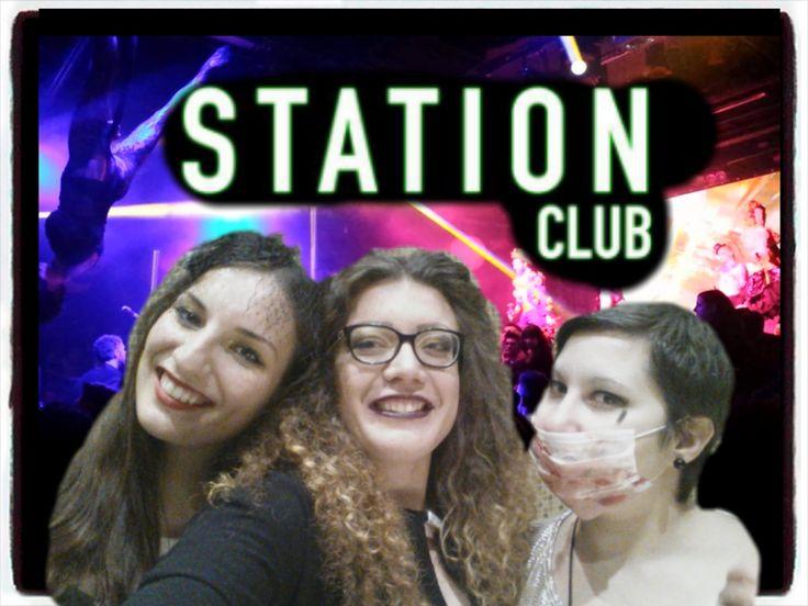 HALLOWEEN STATION   La Cristina