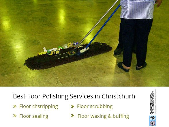 AM Commercial Cleaning offered Basic and Special #CommercialCleaning Service in #Chrischurch at very affordable price.http://bit.ly/2dzJ8NV