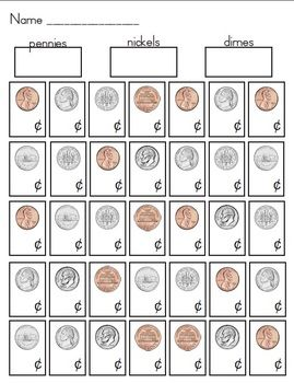 coin pattern worksheet google search kindergarten pinterest patterns coins and search. Black Bedroom Furniture Sets. Home Design Ideas