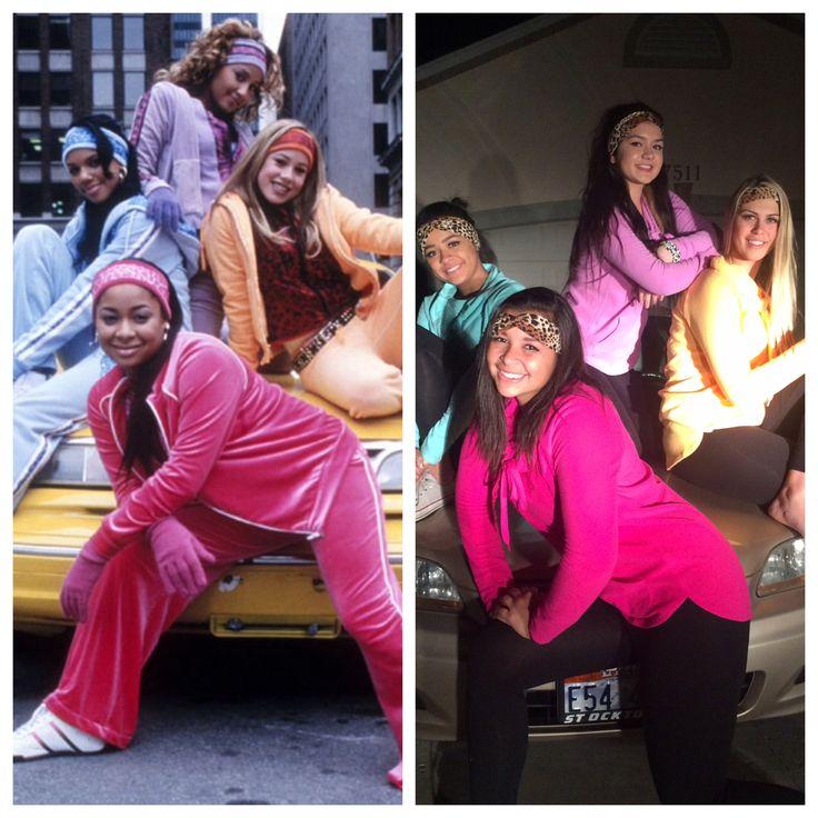 cheetah girls costume costume halloween teen party cheetahgirls girls - Girl Group Halloween Costume
