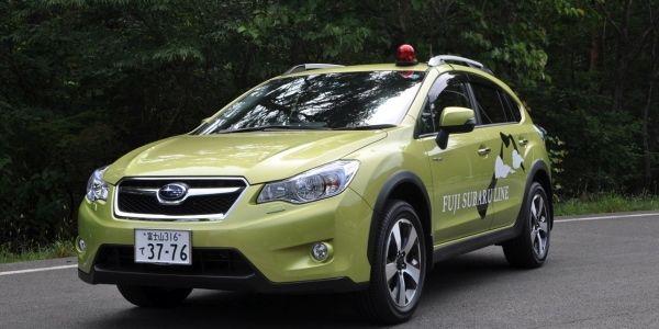 Subaru XV Crosstrek Hybrid beats 2015 WRX STI for new patrol car job
