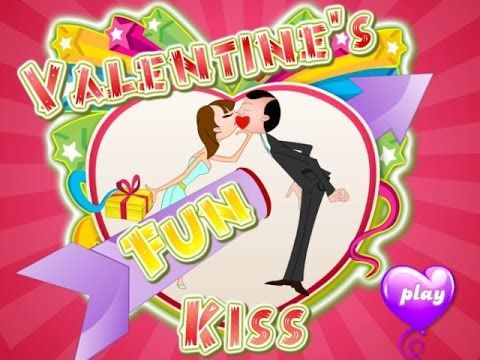 Valentine`s Fun Kiss - Game Tutorial 2016