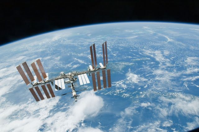 AWAKENING FOR ALL: UFO at International Space Station?