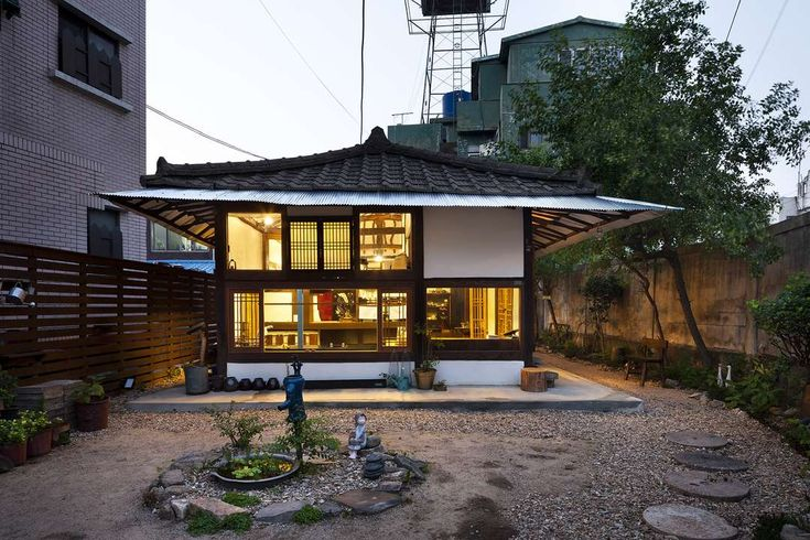"""Hanok"" is the term used to describe traditional Korean houses. The architecture of these houses focuses on the infrastructure's relationship to its surround..."