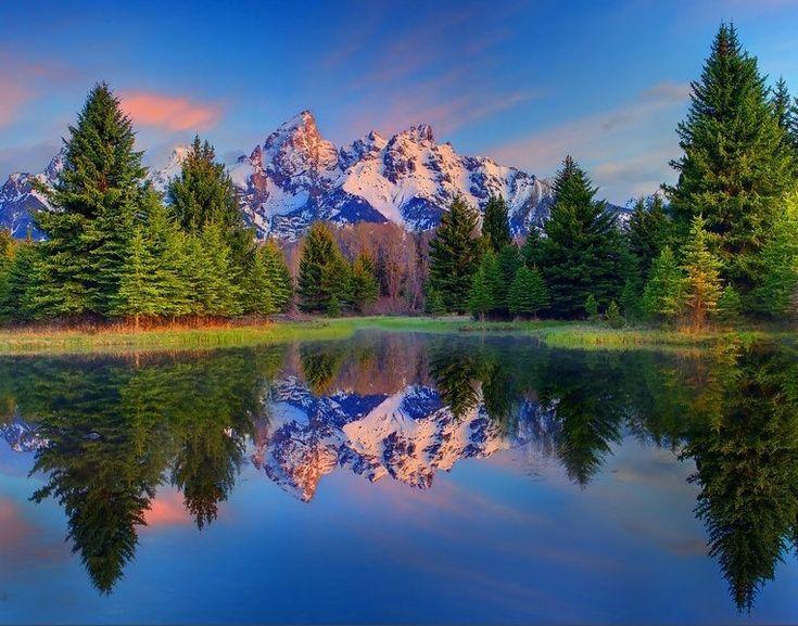 Идеальные фотографии северо-американской природы от Кевина МакНила - Путешествуем вместе