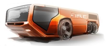 Concept trucks from Volvo