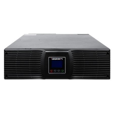 Ippon INNOVA RT 6000  — 159090 руб. —  Серия источников бесперебойного питания IPPON INNOVA RT выполнена по технологии On-Line (с двойным преобразованием входного напряжения). Они обеспечивают прекрасную защиту для серверных систем под управлением Novell, Windows NT и UNIX, а также другого важного и дорогостоящего оборудования. Двойное преобразование полностью устраняет опасности, связанные с нарушением электропитания. Выпрямитель преобразует переменный ток, поступающий из бытовой розетки в…