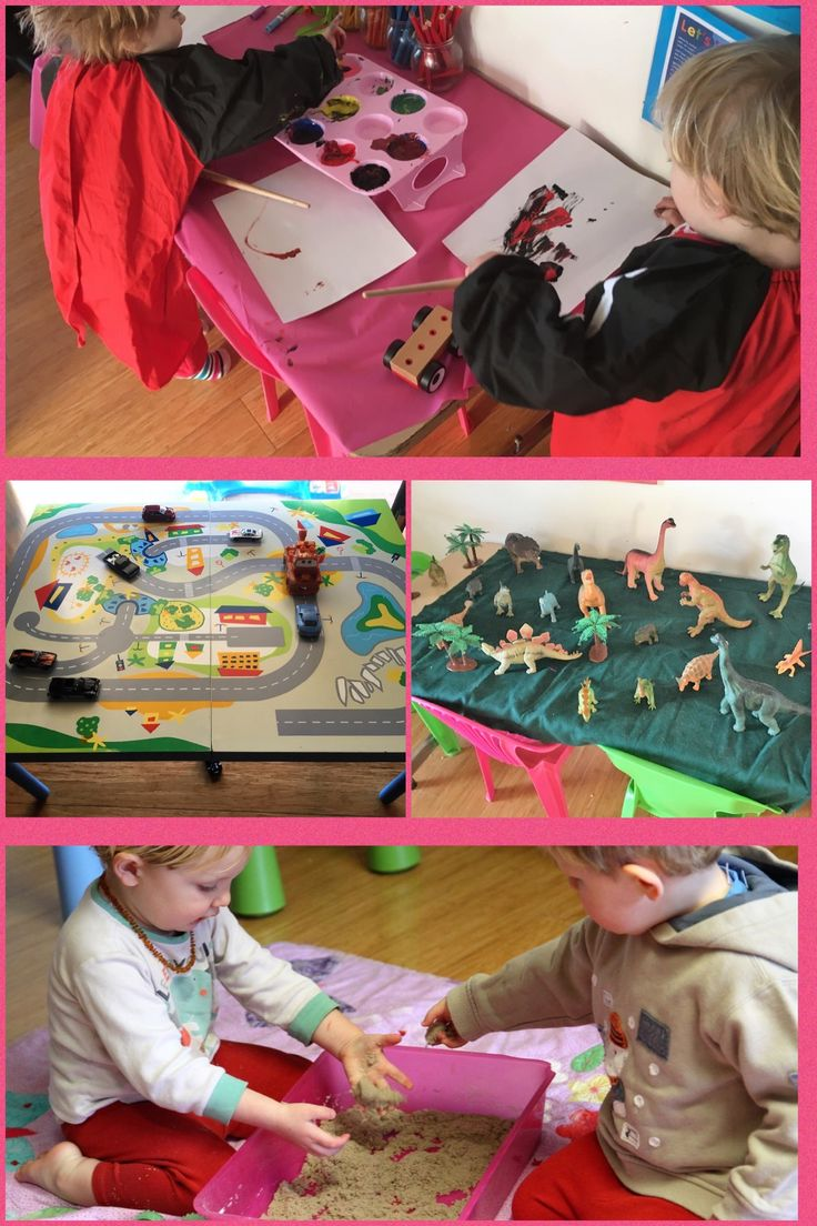 Experiences at Little Ones FDC
