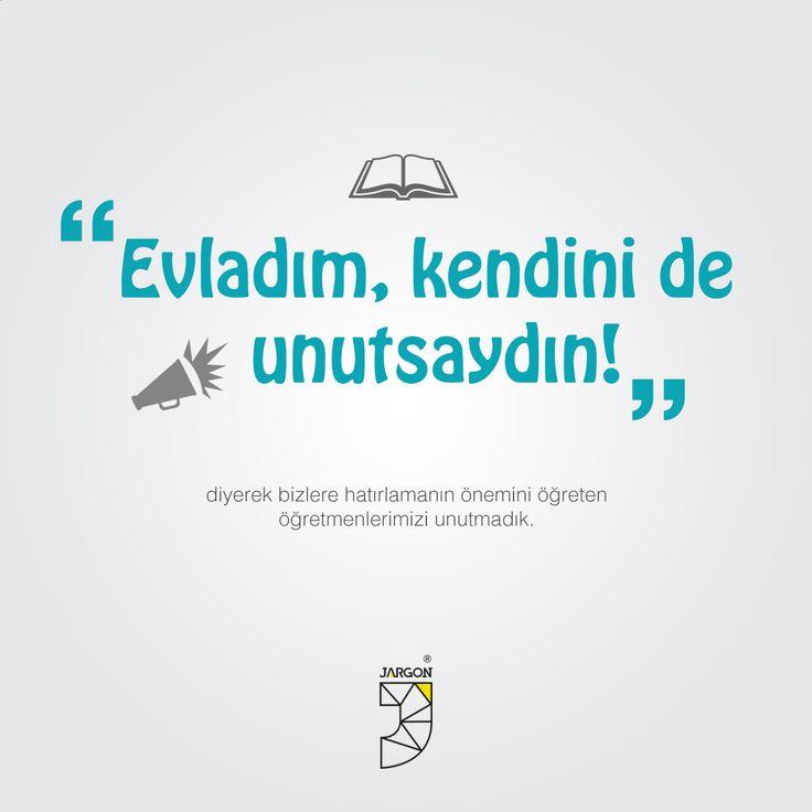 Tüm öğretmenlerimizin 24 Kasım Öğretmenler Günü kutlu olsun :) #jargonmedya #creative #24Kasım #ÖğretmenlerGünü #ankara #turkiye
