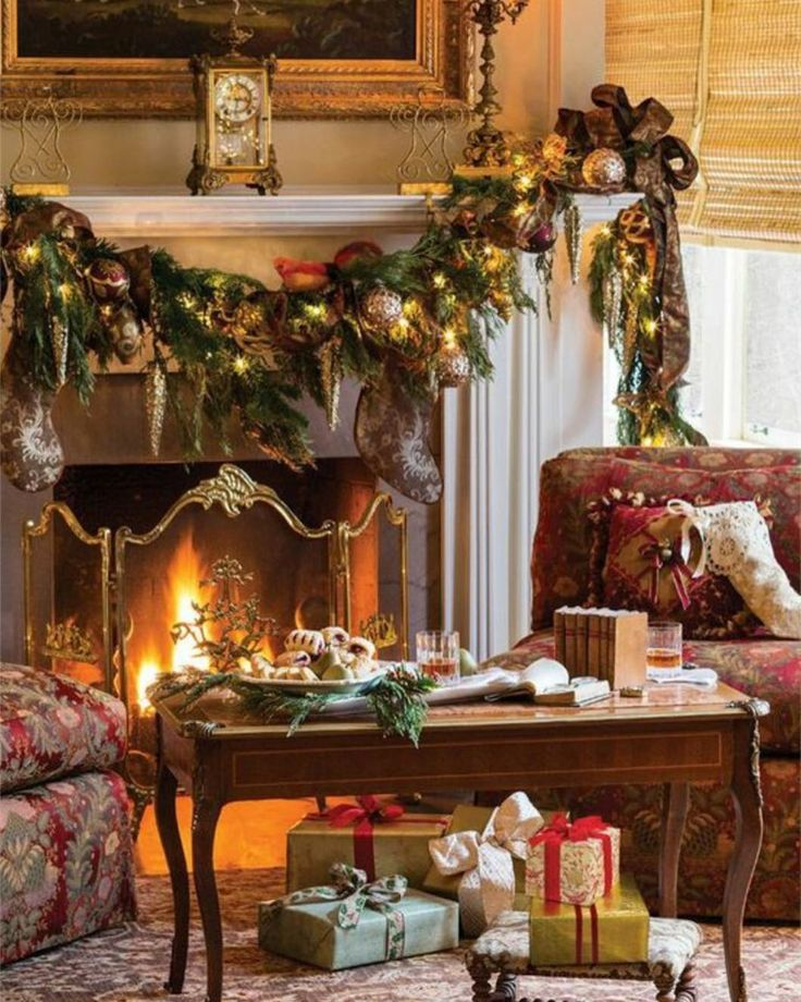 5420 best Christmas Decoration Ideas images on Pinterest Xmas - southern living christmas decorations