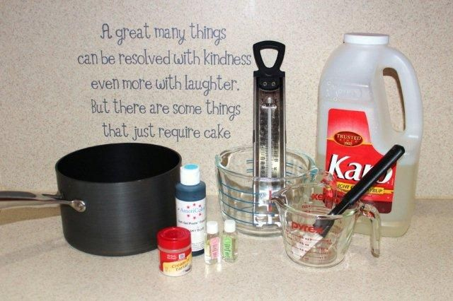 isomalt can be expensive and hard to find, so I wanted to share another great recipe you can make using more accessible ingredients.