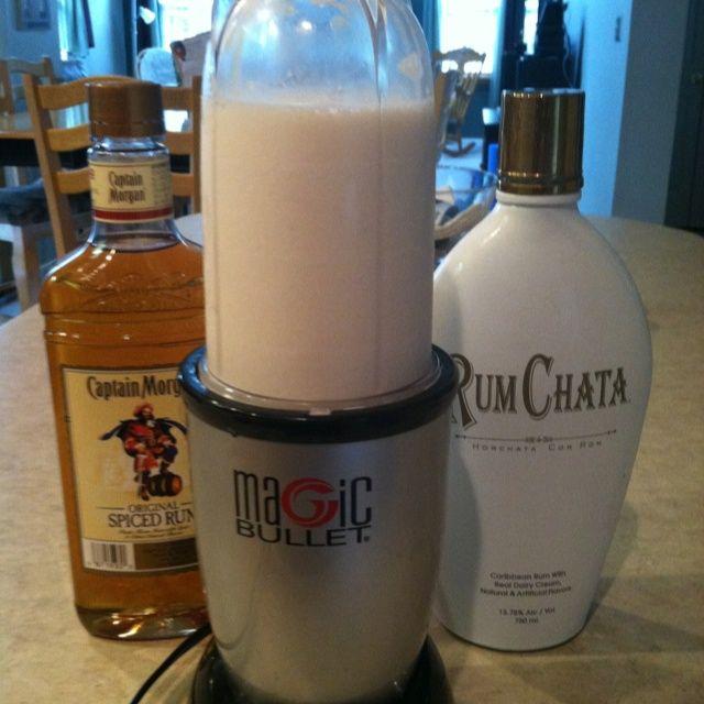 how to make rumchata colada