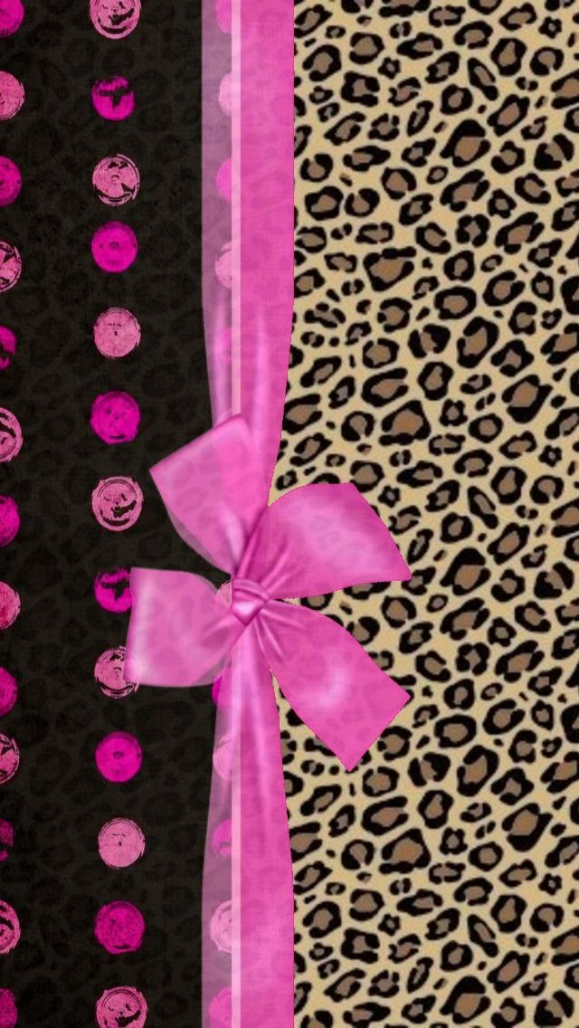 Leopard print background Stock Vectors Royalty Free