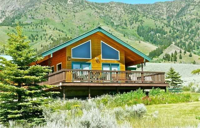 yellowstone vacation home
