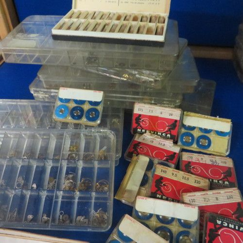 Rare & Collectible Watches - Old Vintage Lot of Watch Spares in Containers** Must View** for sale in Vereeniging (ID:236953294)