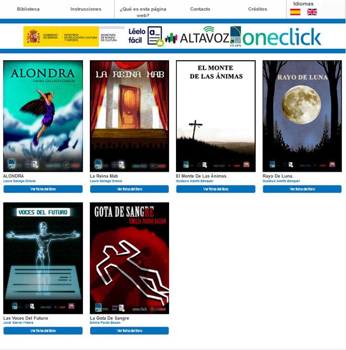 Estrenamos web del proyecto 'Léelo fácil 2.0' para fomentar la lectura accesible