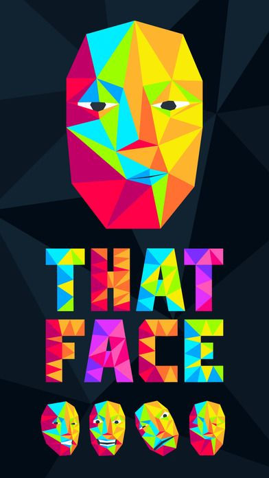 That Face. Stickers for iMessage on the App Store.