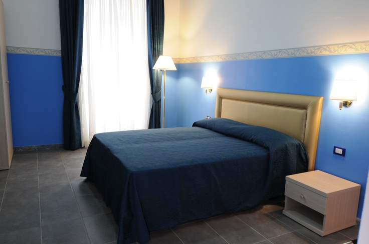 Our room more spacious, equipped with every comfort, orthopedic mattress, tv full hd 40, air conditioning, heating, mini bar and safe, free wifi.