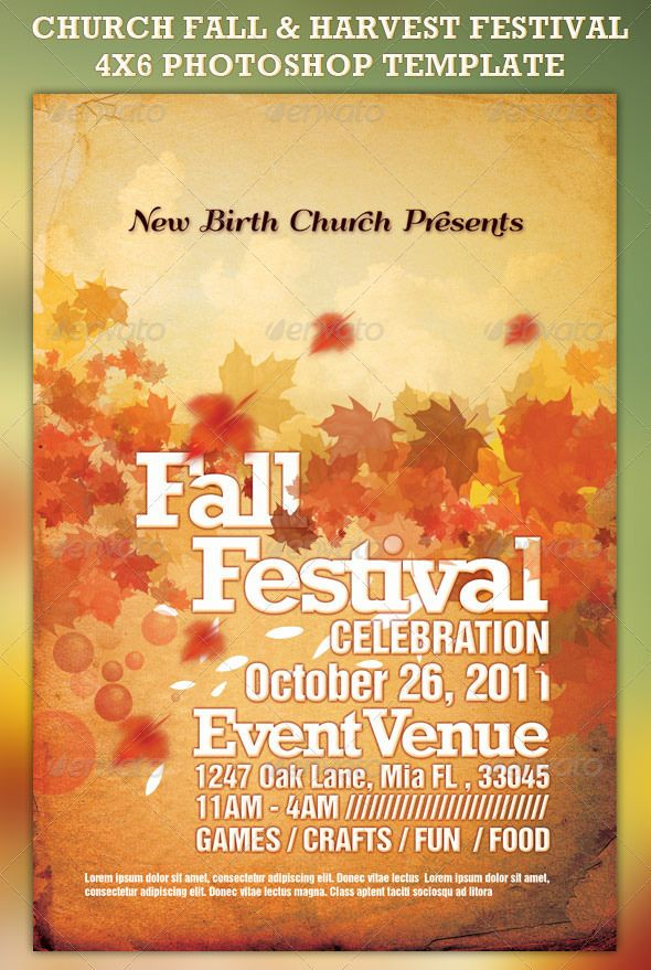 14 best Fall Bazaar images on Pinterest Flyer template, Flyers - fall flyer