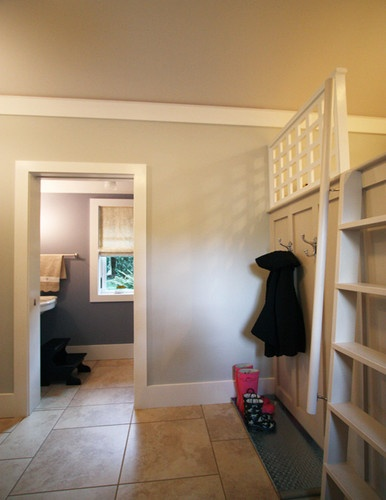 32 best Half wall ideas images on Pinterest | Stairs, Ladders and ...