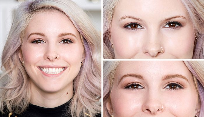 Learn how to: Feathered Eyebrows