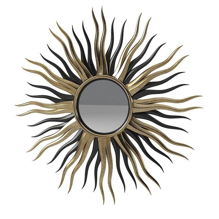 Best 25+ Sun mirror ideas on Pinterest | Starburst mirror ...