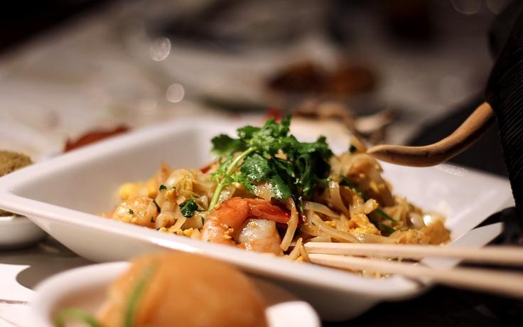 Thai Food Classic - Pad Thai | Food | Pinterest
