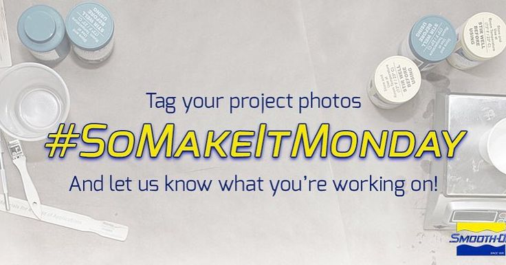 Today is another installment of #SoMakeItMonday! What did you create over the weekend?  #moldmaking #casting
